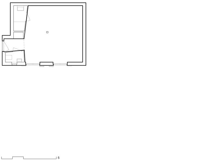 Rénovation d'une villa et aménagement d'un studio dans l'annexe existante, Genève. Maître de l'ouvrage : privé.