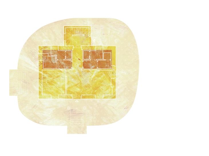 Transformation et réaffectation de la villa Vermont en centre de soins pour personnes démunies, Genève. Maître de l'ouvrage : Ville de Genève. Collaborateur: Fabian Wieland.